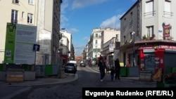 Pamje nga qytetit Saint Denis.