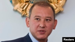 Мухтар Джакишев в бытность главой компании «Казатомпром».