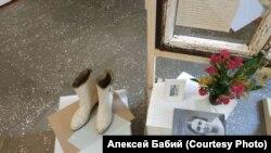 """Выставка """"Енисейские окна"""""""