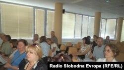 39-та меѓународна конференција за македонски јазик во Охрид.2
