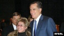 Митт Ромни, претендент на выдвижение кандидатом в президенты США от республиканцев
