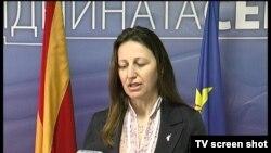 Кети Смилеска, претседател на Форум на жени од прилепската организација на СДСМ.