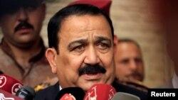 Իրաքի պաշտպանության նախարար Արֆան ալ-Հայալի, արխիվ