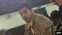 Исполнитель теракта в Манчестере Салман Абеди.