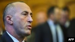 Haradinaj se od 4. januara nalazio u Francuskoj, nakon što je na aerodromu u Bazelu uhapšen po Interpolovoj poternici Srbije zbog ratnih zločina