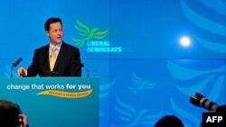 Лідер британських ліберал-демократів Нік Клегг