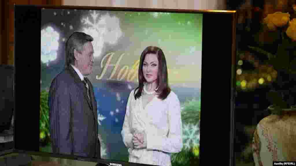Урта буын телевидение алып баручылары Инсаф Абдулла һәм Эльза Әхмәтҗанова