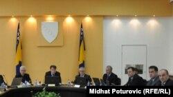 Sastanak Vlade FBiH