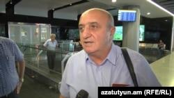 Карен Нерсисиён, вакили Сергей Миронов