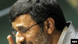 محمود احمدی نژاد، رئیس دولت دهم