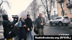 Бізнесмен Леонід Крючков не захотів спілкуватись з журналістами «Схем»