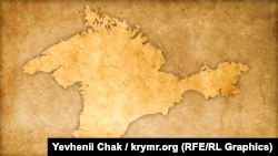 Ukraine, Crimea - Crimea Map