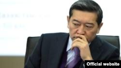 Премьер-министр Казахстана Серик Ахметов.