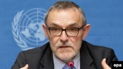 Спецпредставитель действующего председателя ОБСЕ по конфликтам Ангело Гнейдингер