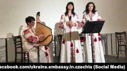 Літературно-музичний вечір, присвячений 130-й річниці від дня народження відомої української письменниці Наталени Королеви у місті Мелник, 14 березня 2018 року