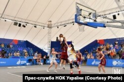 Збірна України на ІІ Європейських іграх