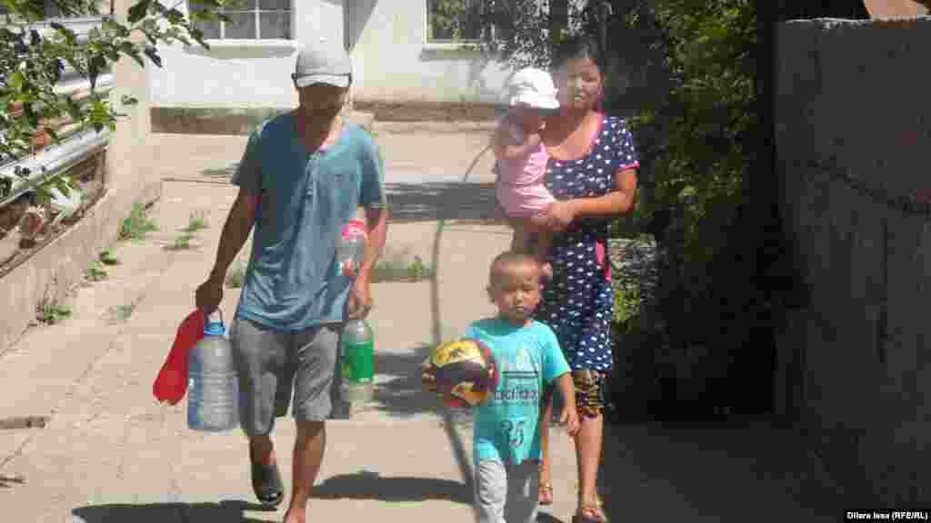 Айдар Назарбаев с семьей также переезжает в СКО.