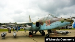 Russia -- Sukhoi Su-25, 2008
