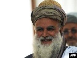 Абдул Расул Сайяф. Кабул, 28 сәуір 2009 жыл.