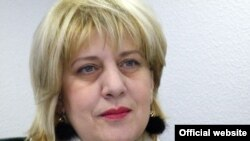 Earlier in the day, the OSCE's Dunja Mijatovic urged Belarus not to harass journalists.