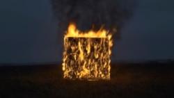 «Родина» в огне: горящие деревни Данилы Ткаченко