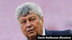 Головний тренер київського клубу Мірча Луческу