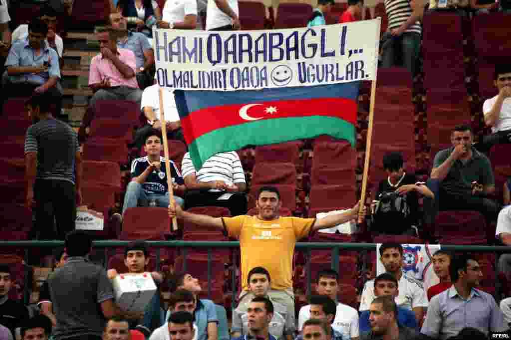 Qarabağ 3 – 0 Banqa #4