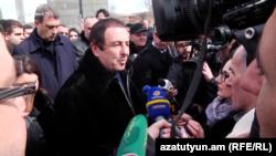 Лидер ППА Гагик Царукян, 1 марта 2019 г.
