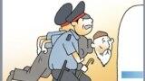 Kazakhstan - Kazakhstan police