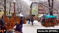 """Ne možemo mi sada naš badnjak da stavimo na vatru, niti da """"prostremo slamu"""" u stanu, ali obeležimo uvek Hristovo rođenje: Spomenka Vuković"""