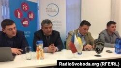 Учасники зустрічі українських поліцейських з чеськими колегами