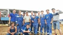 Россиялъул цIияб космодром Дагъистаналдаса студентазги бана