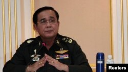 Gjenerali Prayuth Chan-ocha - Arkiv