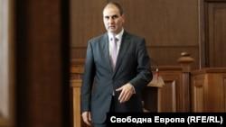 """Цветан Цвевтанов в Софийския градски съд по времето, когато Цацаров го наричаше """"лицето Цветанов"""""""