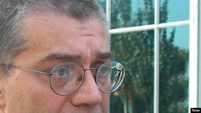 Заместитель министра иностранных дел Азербайджана Араз Азимов