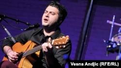 Koncert Damira Imamovića u Beogradu