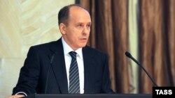 Ռուսաստանի Անվտանգության դաշնային ծառայության տնօրեն Ալեքսանդր Բորտնիկով