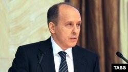 Александр Бортников, Ресей Федералдық қауіпсіздік қызметінің басшысы.
