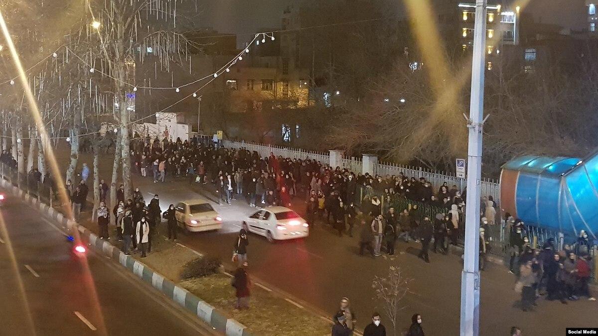 Радио Свобода Daily: Трамп поддержал протесты в Иране за сбитый украинский самолет
