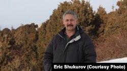 Биолог Эрик Шукуров