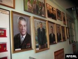 Дінмұхамед Қонаевтың Алматыдағы музей-үйі.