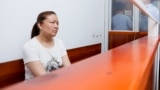 Kazakhstan - A picture taken on July 13, 2018 shows Sayragul Sauytbay/Sairagul Sauytbai, 41, an ethnic Kazakh Chinese national and former employee of the Chinese state, who is accused of illegally crossing the border between the countries to join her fami