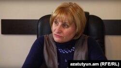 Դատապարտված ամուսինների շահերի ներկայացուցիչ, փաստաբան Սեդա Սաֆարյան