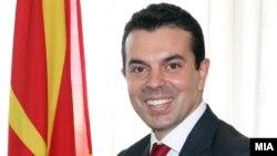 Министерот за надворешни работи на Никола Попоски