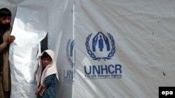 Foto nga kampi i personave të zhvendosur nga Vaziristani Verior