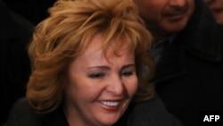 Бывшая супруга президента Путина Людмила