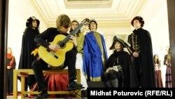 Detalj sa jednog od festivala Sarajevska zima