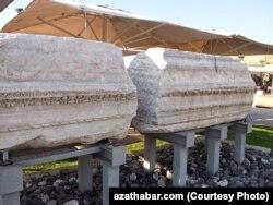 Sarkofag – mazar üsti daş