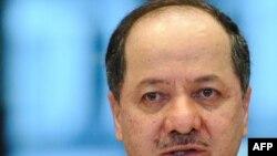 مسعود بارزاني رئيس إقليم كردستان