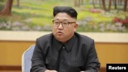 Հյուսիսային Կորեայի առաջնորդ Կիմ Չեն Ինը